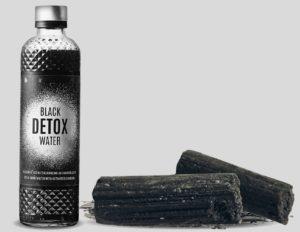 black detox water